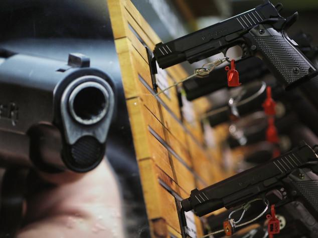 In Italia c'è un esercito di oltre un mi  lione di civili armati di fucili e pistole