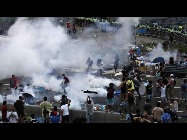 "Occupy, ""la protesta a Hong Kong aumentera'"""
