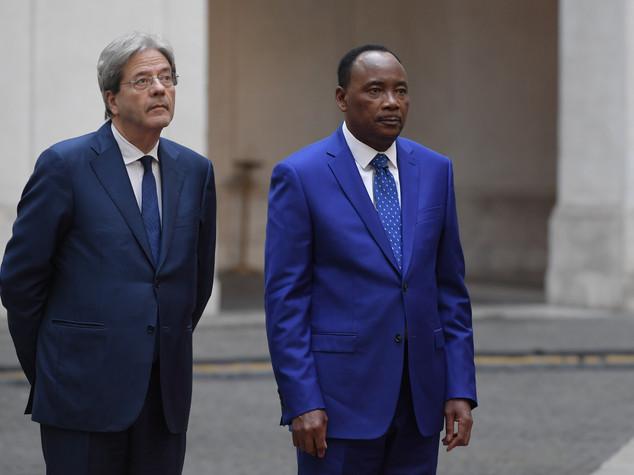 Migranti: Gentiloni, 50 mln per la cooperazione in Niger