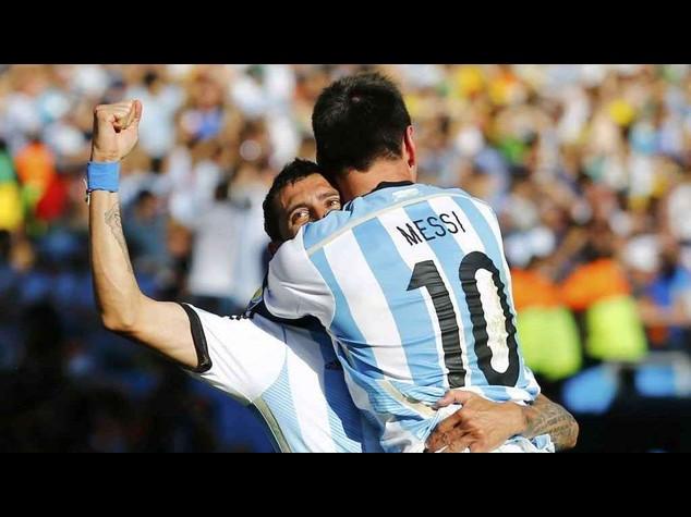 L'Argentina batte la Svizzera e approda ai quarti