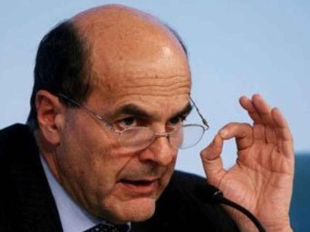 """Lavoro, Bersani apre al governo """"Sul voto finale saro' leale"""""""