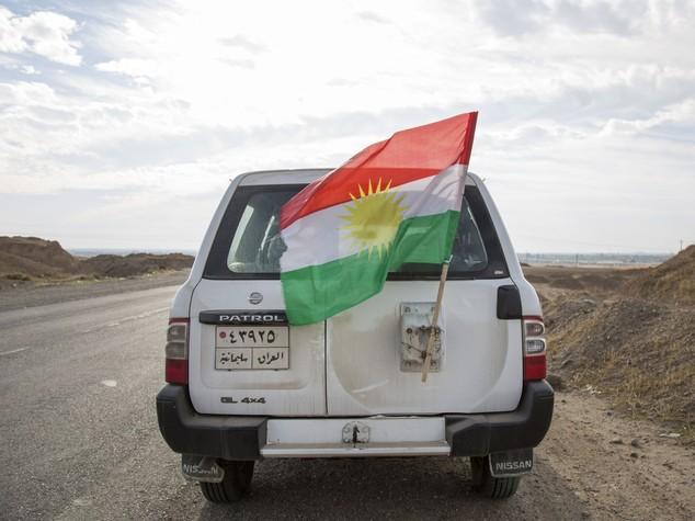 """Iraq: no a bandiera curda a Kirkuk, governatorato """"e' incostituzionale"""""""