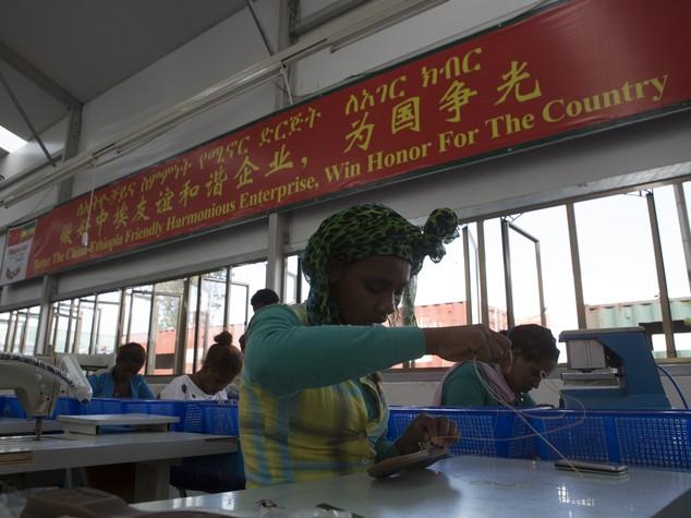 L'Africa è già una colonia cinese