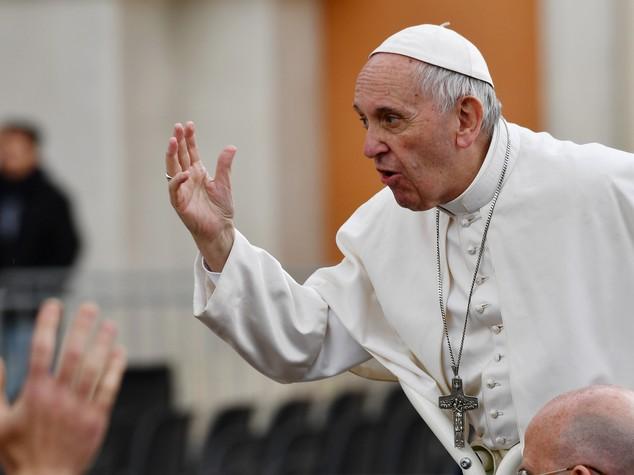 Come sempre da Papa Francesco parole che fanno riflettere. Diario di bordo
