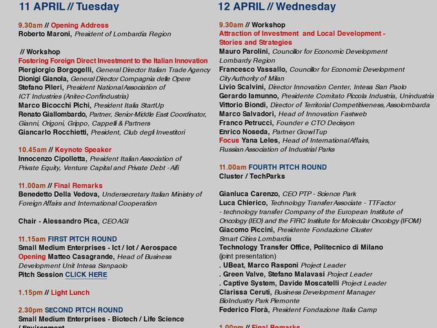 Italian Investment Showcase: il nuovo appuntamento per imprese e investitori