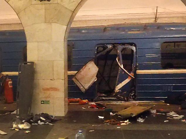 Nessuno ha ancora rivendicato la strage di San Pietroburgo