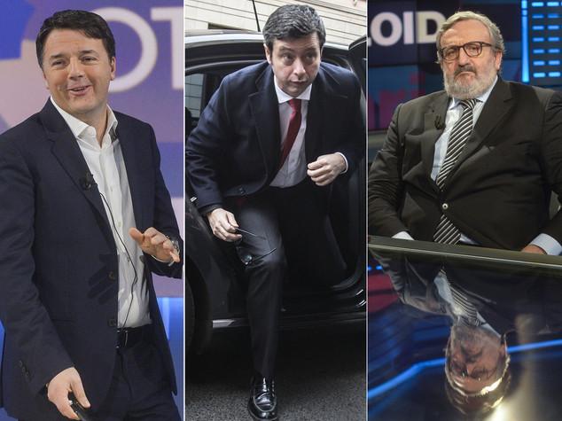 Il dibattito tra Renzi, Orlando ed Emiliano alla prova del fact-checking