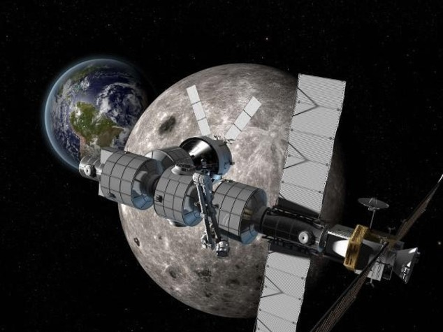A due passi dalla Luna ci sarà una 'stazione di servizio'