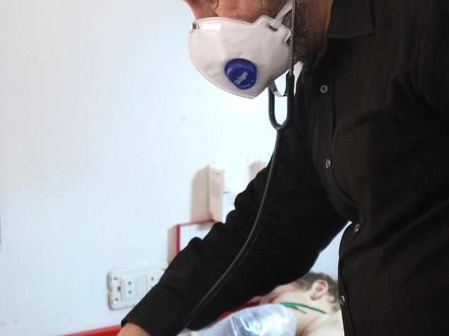 Cos'è il sarin, l'arma dell'orrore su Idlib