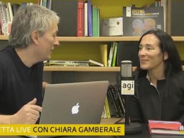 Chiara Gamberale, stare al mondo è la vera avventura