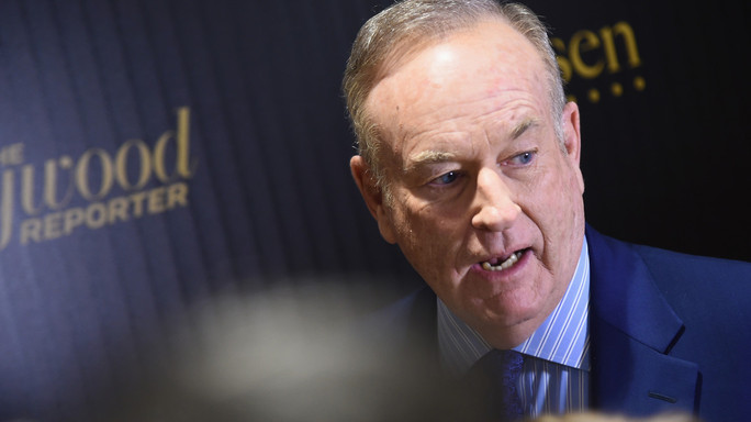 La Fox punisce Bill O'Reilly per gli scandali sessuali