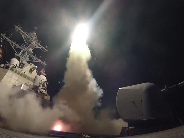 59 missili per 100 milioni di dollari. Quanto è costato il raid Usa