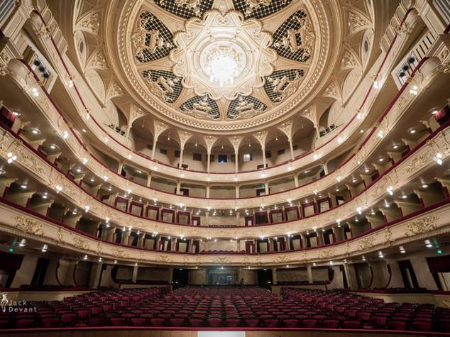 Kiev's Opera Theatre will host Puccini's Tosca