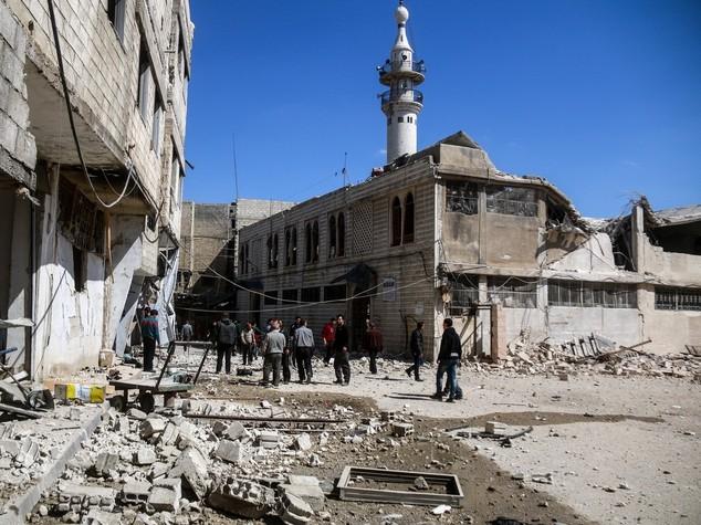 Come è ridotta l'economia siriana dopo sei anni di guerra