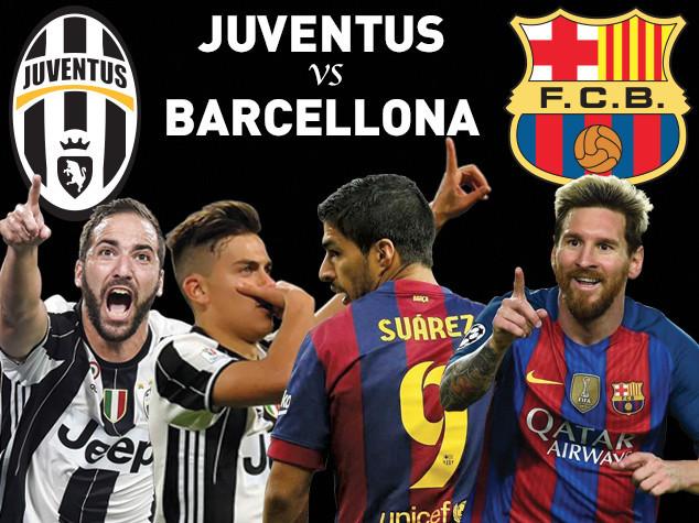 Juventus-Barcellona, le probabili formazioni: Mandzukic c'è, Dani Alves dall'inizio, Cuadrado in panca