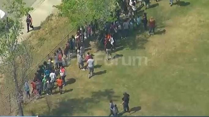Sparatoria in una scuola elementare a San Bernardino. Due morti