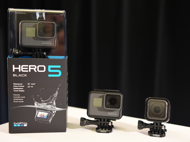 Wind: nuove videocamere hi-tech GoPro