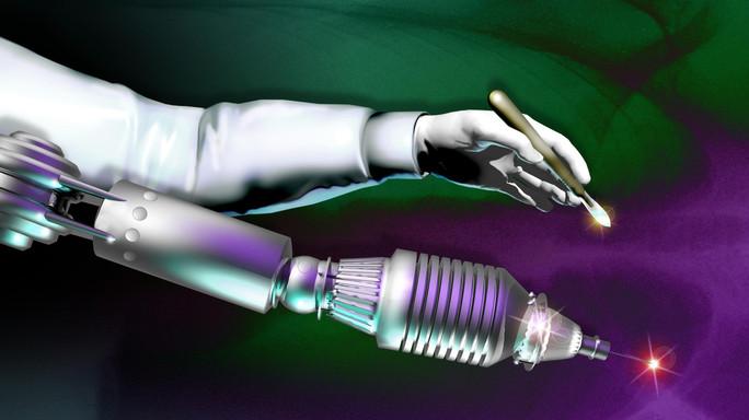Una persona su 2 si lascerebbe curare da un medico robot
