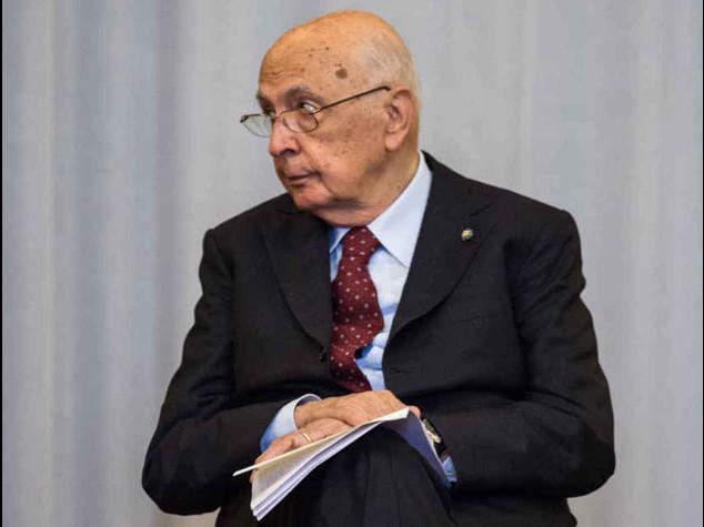 Stallo Consulta, ira di Napolitano Berlusconi da Renzi a P. Chigi