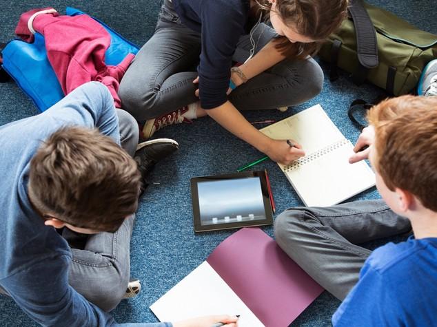 Scuola: studio Ocse, studenti italiani superansiosi