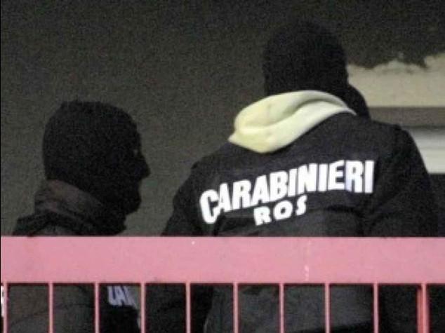 Cosi' giurano gli uomini della 'Ndrangheta: - Video