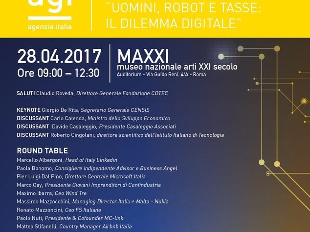 L'Internet Day al Maxxi di Roma e gli altri appuntamenti in agenda
