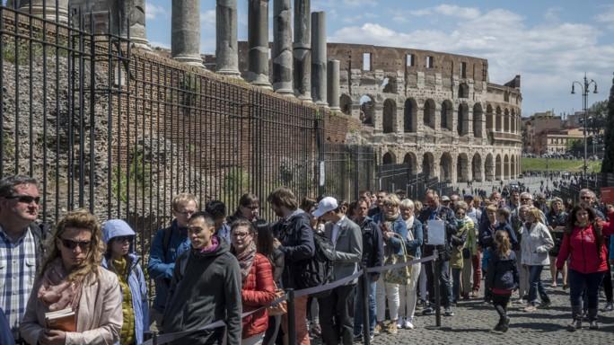 Il Parco del Colosseo 'vale' 40 milioni. Franceschini esulta