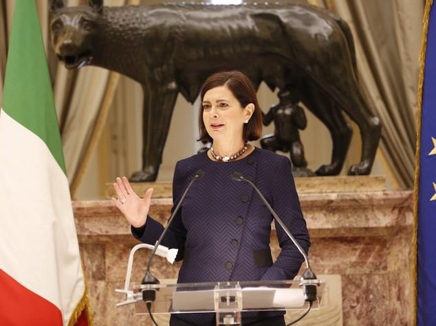 """Boldrini contro il cyberbullismo: """"Ok alla legge entro la fine della legislatura"""""""