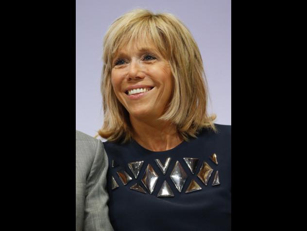 Brigitte, la prof diventata premier dame