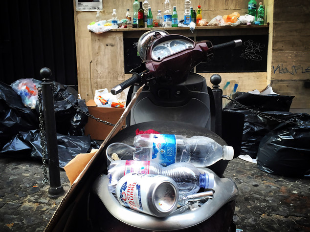 I rifiuti di Roma illuminano 170mila case. In Austria