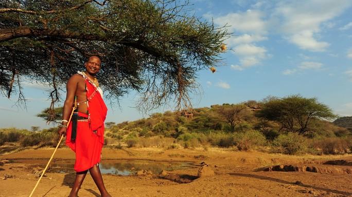 Come la siccità ha trasformato il paradiso di Kuki Gallmann in un posto pericoloso