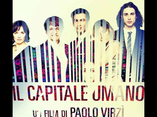 """Oscar: """"Il capitale umano"""" di Paolo Virzi e' il candidato italiano"""