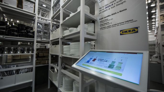 A Roma il primo pop-up store Ikea, dedicato alla cucina