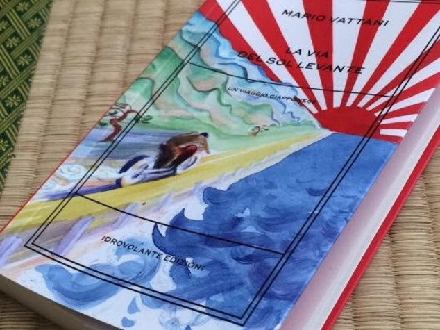 Italia-Giappone: un libro sul Sol Levante visto da una moto
