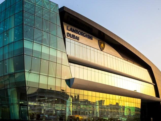 Lamborghini, a Dubai lo showroom più grande al mondo