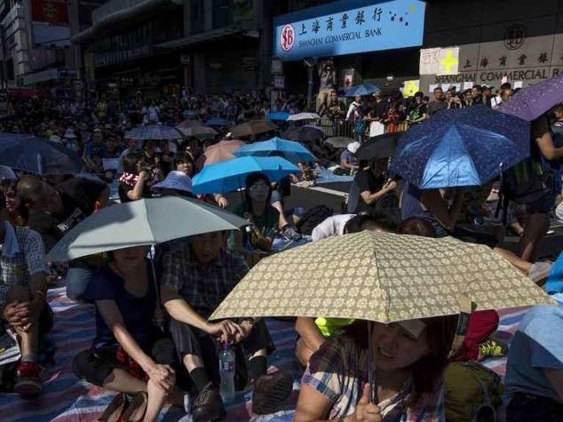 """Proteste a Hong Kong: Russia accusa Usa e Europa """"Maidan asiatico"""" -  foto"""