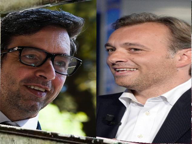 """Orlando: """"Pd rischia isolamento politico"""". Richetti: """"Mai con D'Alema e Bersani"""""""