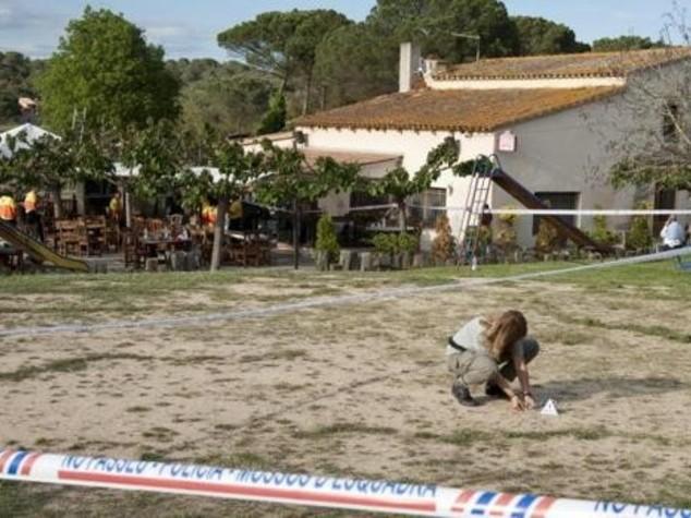 Spagna esplode un castello gonfiabile al ristorante, morta bimba di 6 anni
