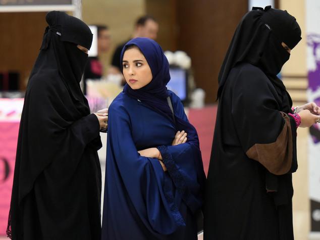 L'emancipazione delle donne saudite ha fatto un passo in avanti. Minuscolo