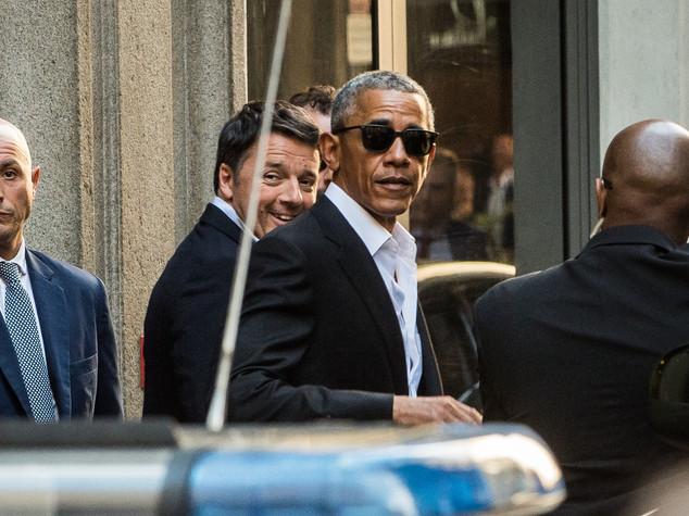 Chi c'era (e chi non c'era) alla cena con Renzi e Obama