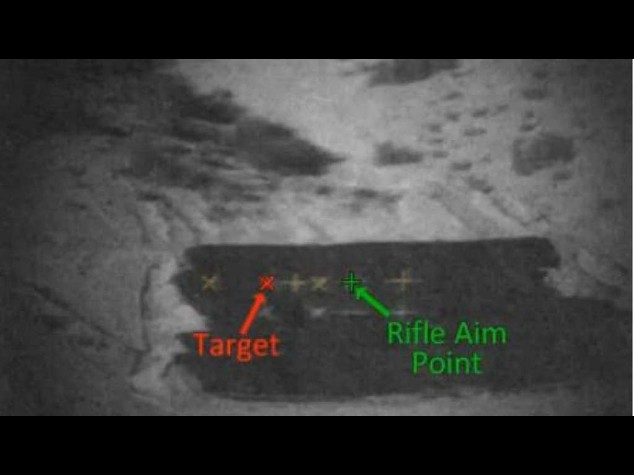 Usa: proiettile intelligente per cecchini, centra bersagli da solo - Video