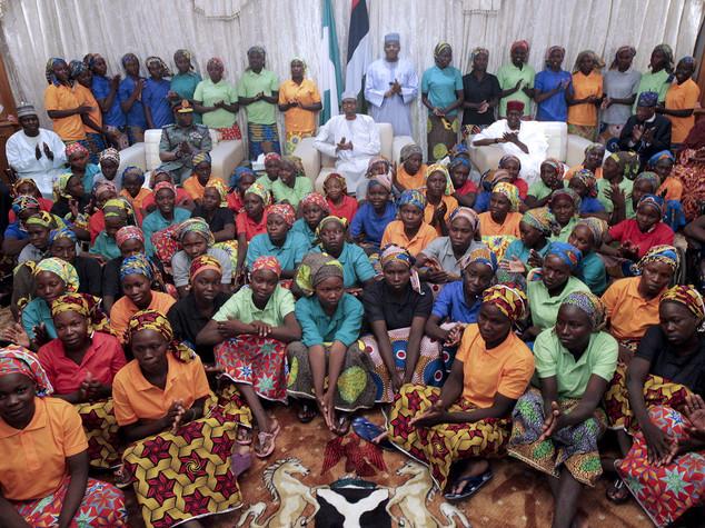 Le ragazze rapite da Boko Haram non vogliono tornare a casa