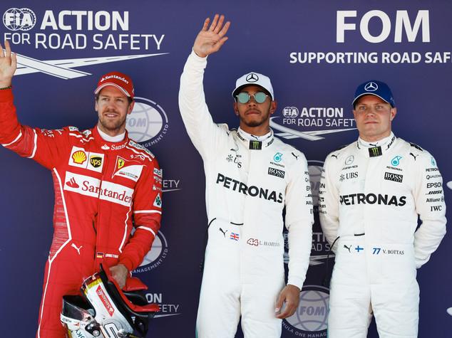 Hamilton, poi Vettel. Al Gp di Spagna sarà sfida sui millesimi