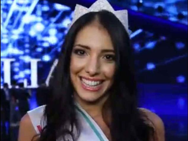 Miss Italia: vince la siciliana Clarissa Marchese