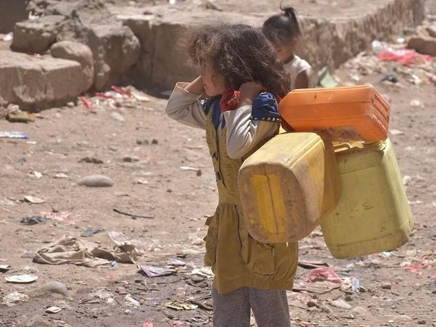 M.O.: Unicef, 29 milioni di bambini colpiti dalla poverta'