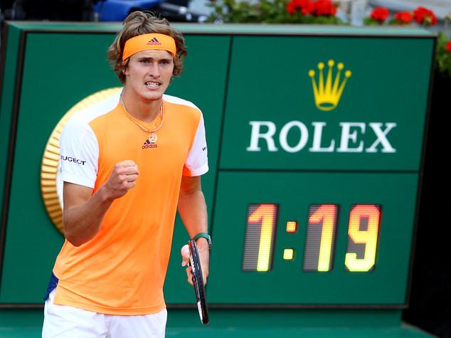 'Fogna' contro 'Sascha', futuro re del tennis che piace alle donne