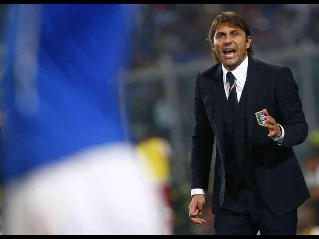 """Euro2016: Italia-Croazia 1-1, in gol Candreva e Perisic. Conte, """"buona gara"""""""