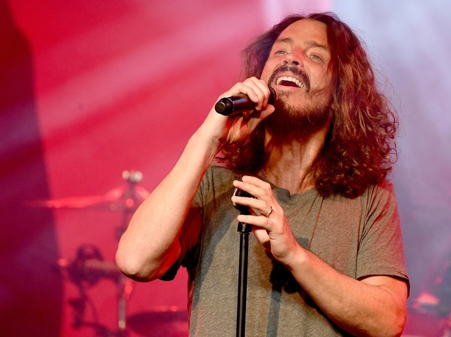 È morto Chris Cornell, voce di Soundgarden e Audioslave