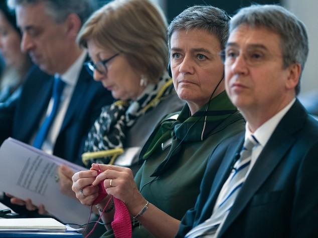 Margrethe, la signora di Bruxelles che fa tremare la Silicon Valley