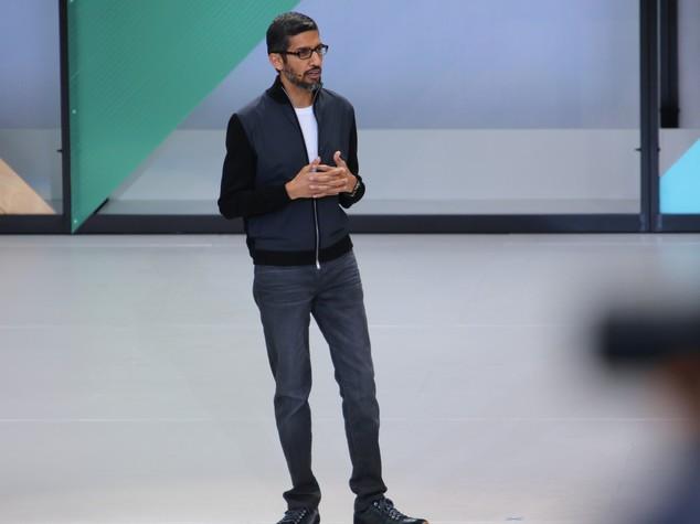 Il discorso del capo di Google sul futuro dell'intelligenza artificiale